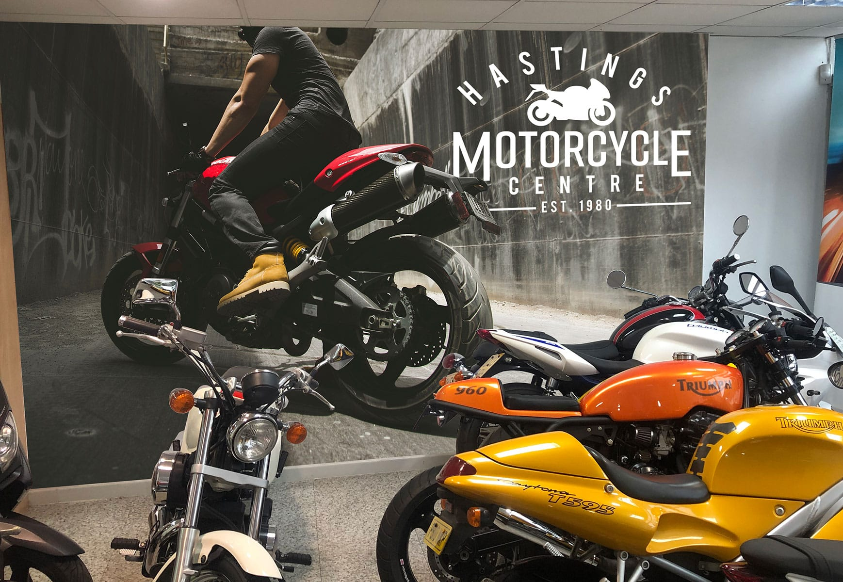 Hastings Motorcycle Centre